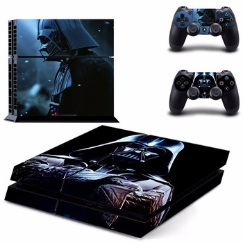 Star Wars Vinil PS4 Sony playstation 4 Konsolu ve Controller için Cilt Sticker